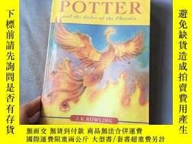 二手書博民逛書店Harry罕見Potter and the order of t