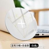 無線充電器圖拉斯無線充電器蘋果快充手機無限華為沖底座3C公社