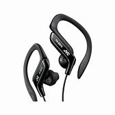 JVC運動型無麥耳掛耳機HA-EB75-K 黑色