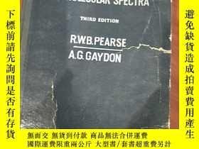 二手書博民逛書店THE罕見IDENTIFICATION OF MOLECULAR SPECTRA 分子光譜的鑒定Y356856