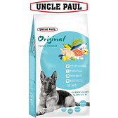 【UNCLE PAUL】保羅叔叔田園生機狗食 12kg(肥胖成犬 熟齡犬用)