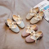 女童涼鞋 女童涼鞋公主鞋兒童皮鞋女童鞋單鞋寶寶鞋春夏新款韓版舞蹈鞋 BBJH