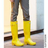 雨鞋女高筒秋冬時尚防水鞋女士膠鞋水靴防滑水鞋戶外套鞋成人雨靴