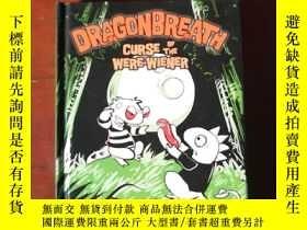 二手書博民逛書店Dragonbreath罕見#3: Curse of the Were-wienerY475139