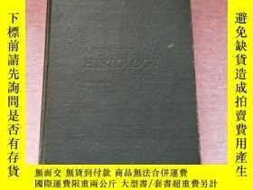 二手書博民逛書店A罕見TEXTBOOK OF HISTOLOGY 【組織學教科書