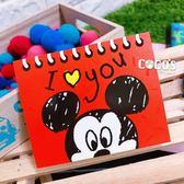 正版授權 迪士尼立體卡片 米奇 米妮 小卡片 萬用卡片 卡片 COCOS DA030