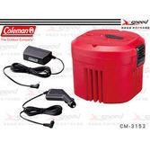 【速捷戶外露營】【美國Coleman】CM-3152 CPX6 高容量充電池組/蓄電組/充電器/充電電池