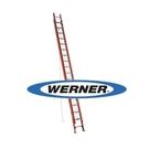 美國Werner穩耐絕緣梯-D6228-2 玻璃鋼2節伸縮梯(梯長4.3m,最大延伸長度7.6m) FRP拉梯 進口梯