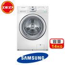 (預購)三星 samsung 洗衣機 WF14F5K3AVW WF14 魔力泡泡淨系列 14KG 亮麗白 ※運費需另加購(不含安裝)