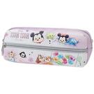KAMIO 三層筆袋 化妝包 收納包 迪士尼 TSUMTSUM 糖果_KM17787