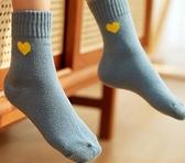女童襪子 春純棉中筒襪寶寶女童男童中大童女孩冬季棉襪【快速出貨八折下殺】