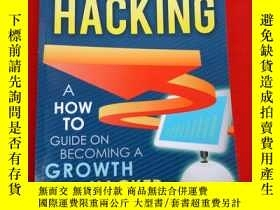 二手書博民逛書店Growth罕見Hacking176563 Jose Casan