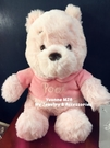 *Yvonne MJA* 東京/上海迪士尼Disney商店限定絕版小熊維尼 櫻花維尼 M號娃娃