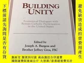 二手書博民逛書店BUILDING罕見UNITY(原版英文)Y9390 Josep