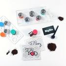 [雙重好禮] SP-10 SealPod 十顆十全十美組 不鏽鋼膠囊杯 DIY填充可重複使用☕Nespresso膠囊機專用☕