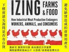 二手書博民逛書店Chickenizing罕見Farms And FoodY256260 Ellen K. Silbergeld