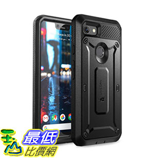 手機保護殼 Google Pixel 3 XL Case, SUPCASE Full-Body Rugged Holster Case Built-in Screen B07JL1NDXY
