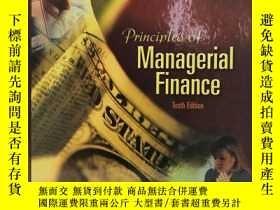 二手書博民逛書店Principles罕見of Managerial Financ