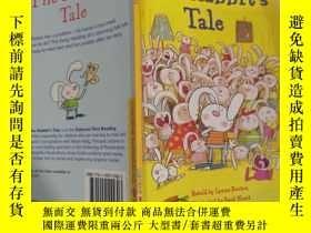 二手書博民逛書店the罕見rabbit s tale 兔子的故事Y200392