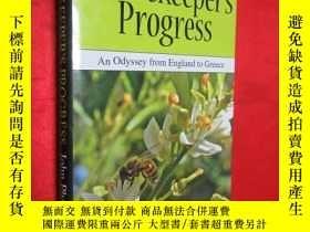 二手書博民逛書店A罕見Beekeeper s Progress (小16開,硬精