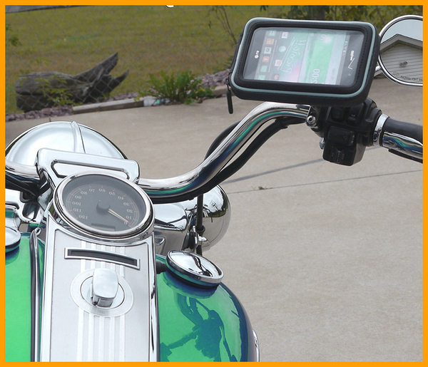 KYMCO G6 150 Racing Brembo KTR機車手機架摩托車手機架導航架自行車重型機車導航摩托車手機支架