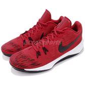 Nike 籃球鞋 Zoom Evidence II EP 中筒 紅 黑 XDR 耐磨鞋底 男鞋 球鞋推薦【PUMP306】 908978-600