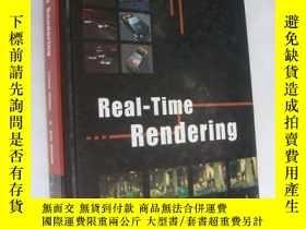 二手書博民逛書店Real-Time罕見Rendering 《實時圖形渲染技術》