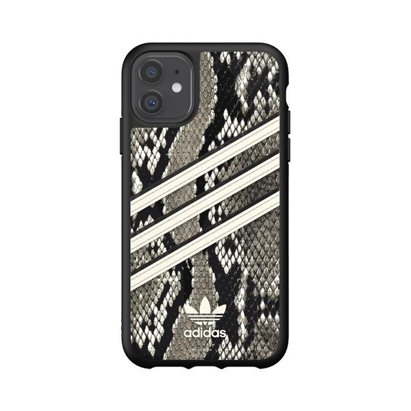 【adidas】Originals Samba 蛇紋保護殼iPhone11 防摔 潮流時尚 德國品牌