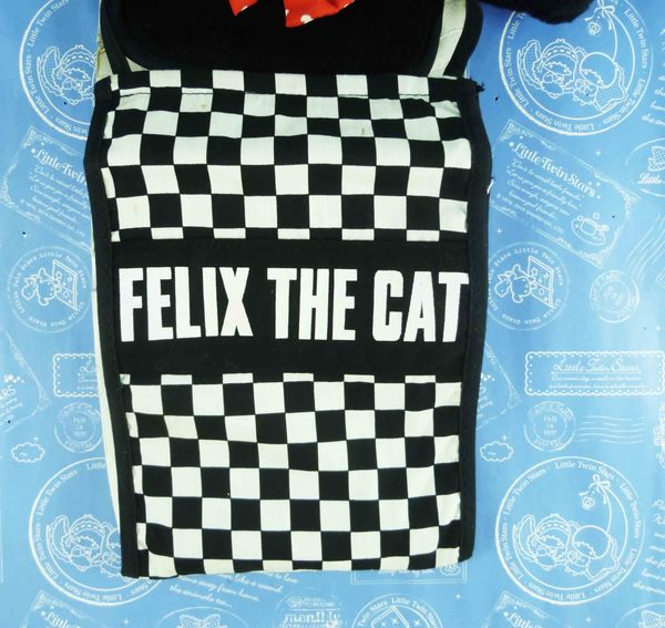 【震撼精品百貨】菲力貓_Felix the Cat-滾筒面紙套