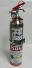 車用滅火器 兼催淚防狼噴霧器 1型潔淨氣體 防狼噴霧器-永久免換藥