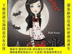 二手書博民逛書店This罕見Totally Bites!Y385290 Ruth Ames Scholastic ISBN:9