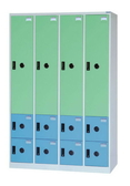 KS-5808BC   KS多用途置物櫃 / 衣櫃 –全鋼製門片