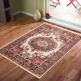 范登伯格 紅寶石輕柔絲質感地毯-踏墊-門墊-皇宮(米)-70x105cm