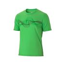 [Marmot] Vital (男) 彈性防曬排汗短袖上衣 綠 M (M61630-4343M)
