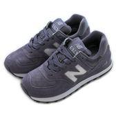 New Balance 紐巴倫 574系列  經典復古鞋 WL574FHB 女 舒適 運動 休閒 新款 流行 經典