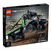 LEGO樂高 Technic系列 4x4 Mercedes-Benz Zetros Trial Truck_LG42129