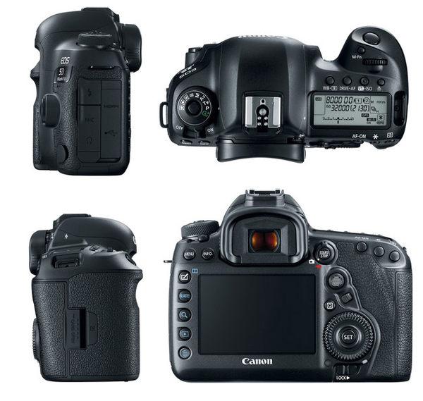 Canon EOS 5D Mark IV+24-105mm IS II USM 單鏡組*(中文平輸)☆限時下殺☆