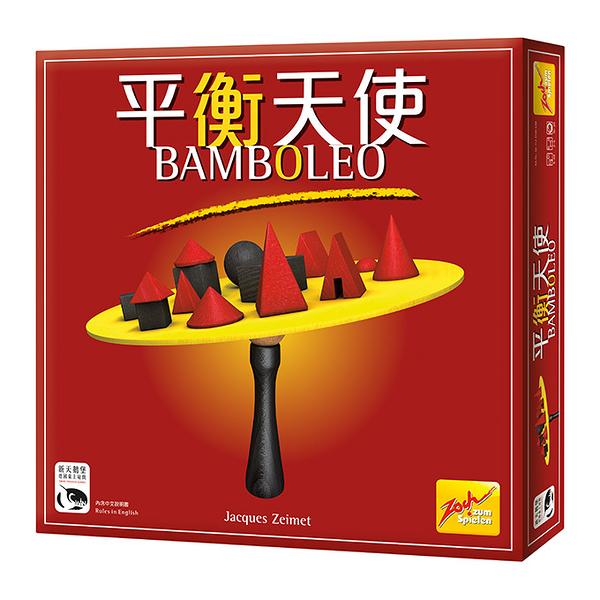 『高雄龐奇桌遊』 平衡天使 BAMBOLEO 繁體中文版 正版桌上遊戲專賣店