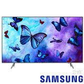 《送壁掛架安裝&三星4K藍光機&回函禮》Samsung三星 65吋4K QLED量子聯網電視 65Q6FN(QA65Q6FNAW)