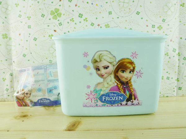 【震撼精品百貨】冰雪奇緣_Frozen~浴室吸盤收納盒-冰雪人物圖案
