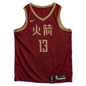 Nike HOU M NK SWGMN JSY CE 18  球衣 AJ4612614 男 健身 透氣 運動 休閒 新款 流行