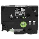 Brother STe-141 電印專用帶 適用 可打印18mm的寬度的Brother標籤機均可使用