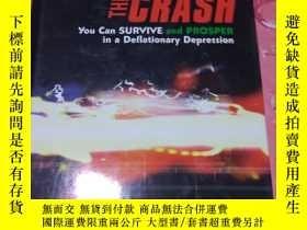 二手書博民逛書店CONQUER罕見THE CRASHY242183