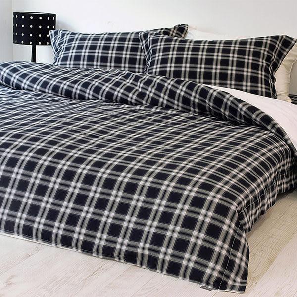 《特價品》-麗塔LITA- 40支精梳棉【風聲】雙人特大床包兩用被套枕套四件式
