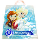 Disney 迪士尼 冰雪奇緣 提袋 (背面有雪寶)