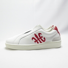 Royal 無鞋帶 休閒鞋 皮革 公司貨 91702019 女款 白紅【iSport愛運動】