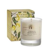 四平二月 4p2m 香氛蠟燭 檸檬橙花