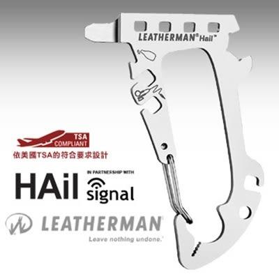 Leatherman HAIL多功能口袋工具#831782【AH13109】聖誕節交換禮物 99愛買生活百貨