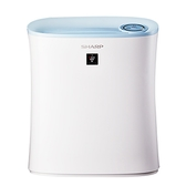 SHARP夏普自動除菌離子空氣清淨寶寶機 FU-H30T-W