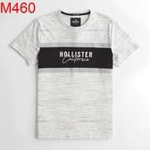 HCO Hollister Co. 男 當季最新現貨 短袖T恤 Hco M460